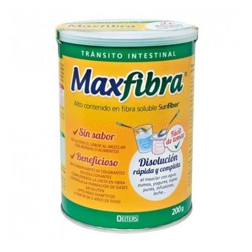 Maxfibra deiters (polvo 1 bote 200 g)