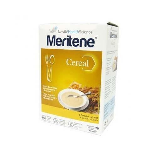 Meritene cereal 8 cereales con miel (2 bolsas 300 g)