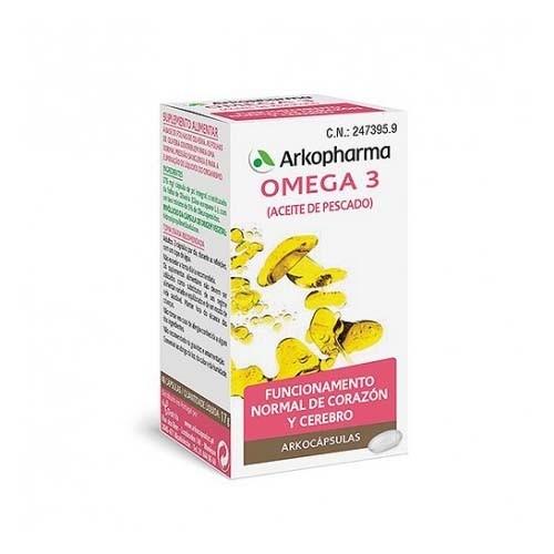 Omega 3 arkopharma (50 capsulas)