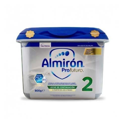 Almiron profutura + 2 (1 envase 800 g)
