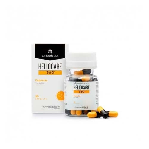 Heliocare 360º (30 capsulas)
